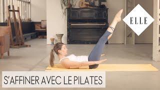 S\'affiner avec le pilates┃ELLE Pilates
