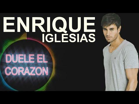 Enrique Iglesias  DUELE EL CORAZON feat Wisin CC
