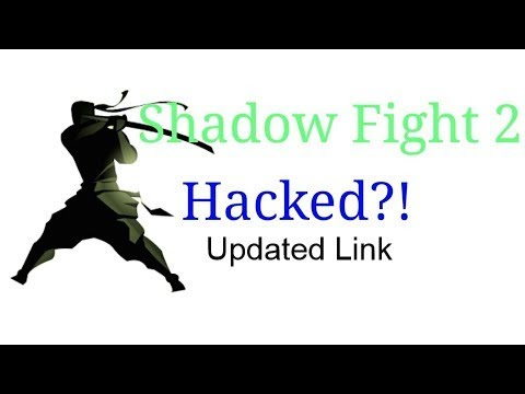 How To Hack Shadow Fight 2 !!!!Easy Steps👍👍👍👌