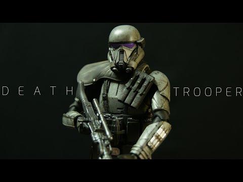 BANDAI Star Wars Death Trooper 1:12 Scale Model Kit