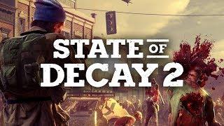 Die Zombiehorden kommen 🎮 STATE OF DECAY 2 #002