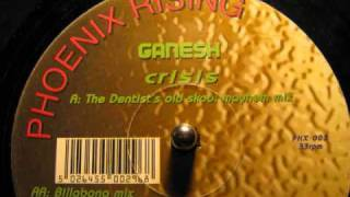 Phoenix Uprising Records - Ganesh - Crisis (The Dentists old skool mayhem mix)