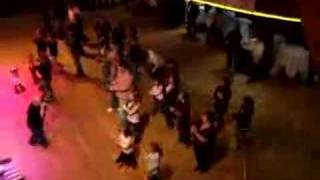 Line dancing with beverly mitchell