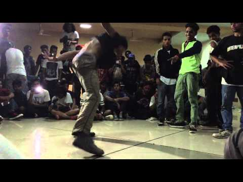 Break A Leg 2015 | 7 to Smoke BBoy Battle | India