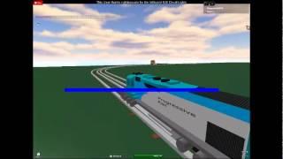 ROBLOX montagne ferroviaire progressive