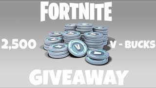 Nr. 25 PSN CODE GIVEAWAY! FORTNITE V-BUCK GIVEAWAY! FORTNITE NEUES UPDATE!
