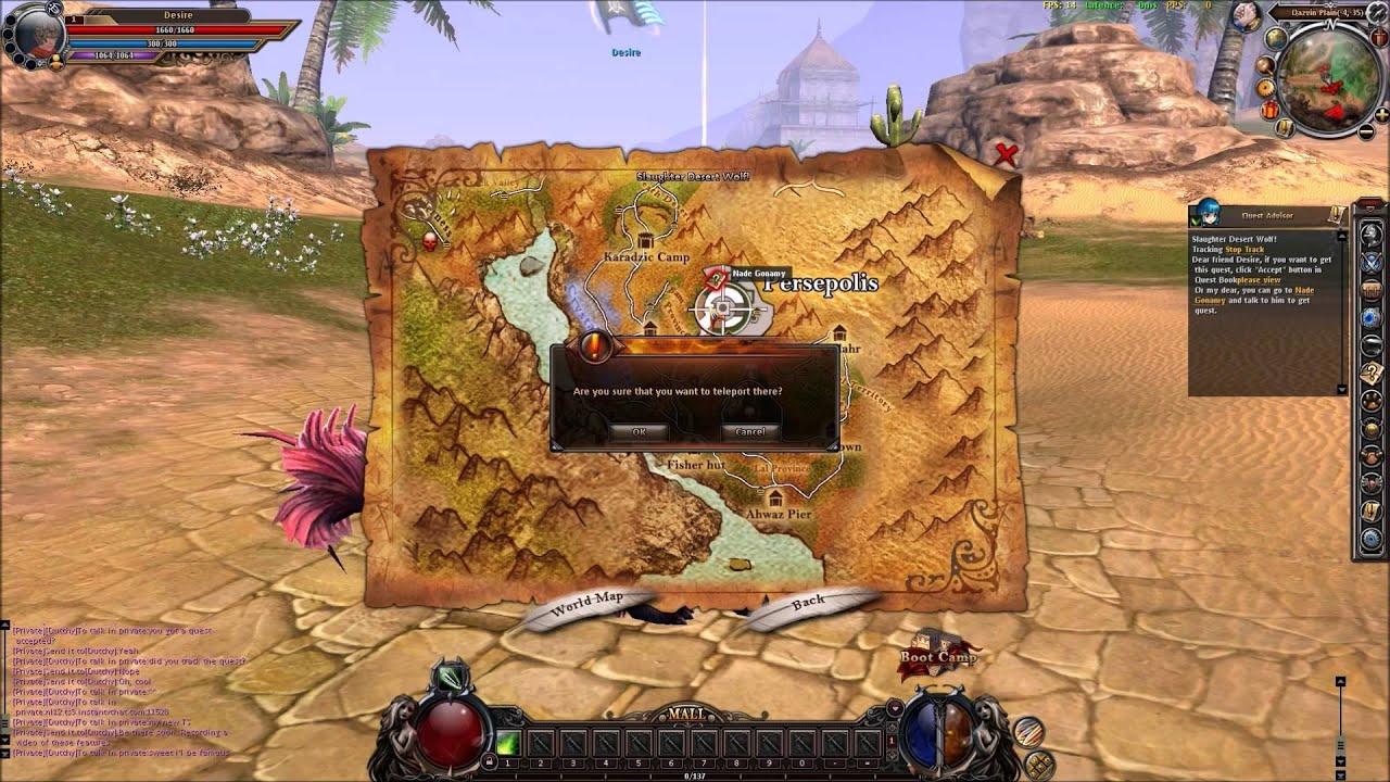 Silkroad Online 2