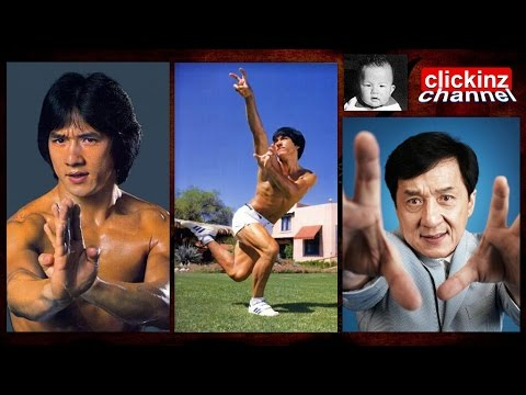 TRIBUTO JACKIE CHAN Antes y Después TRIBUTE From 0 to 62 years old De 0 a 62 años CAMEO BRUCE 2016