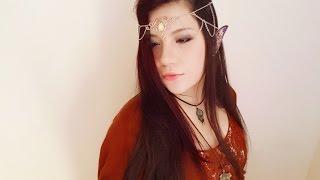 ♦ DIY Elvish Headdress ♦