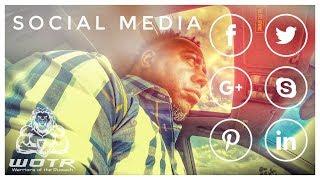 Social Media - WOTR #LiveToDieForTheKing