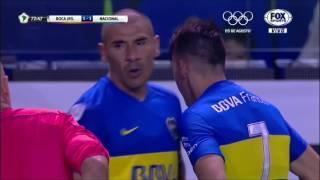 Boca Juniors 1(4)-(3)1 Nacional - Cuartos de final Copa Libertadores 2016