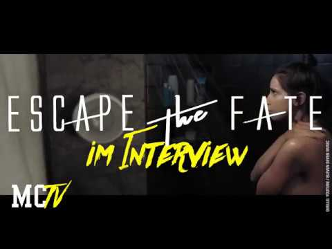 Escape The Fate - Interview mit Craig, Thrasher, TJ & Robert - MoreCore.TV