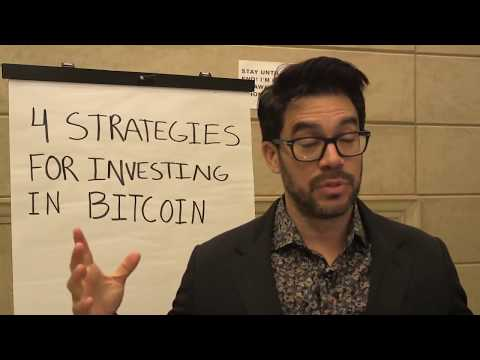 Tai Lopez 4 Ways To Make Money With BITCOIN Cryptocurrency Real Wealth TV