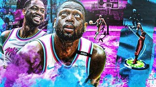 99 PRIME DWYANE WADE BUILD IS UNSTOPPABLE ON NBA 2K20! 99 SPEED & CRAZY CONTACT DUNKS!