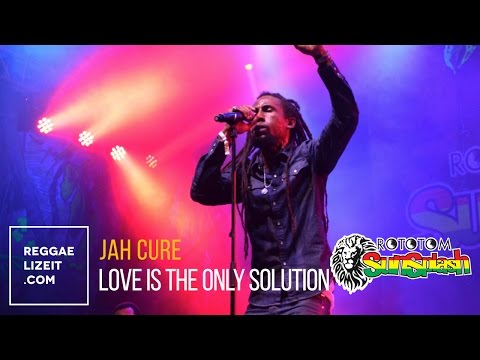 Jah Cure - Love Is The Only Solution @ Rototom Sunsplash 2015
