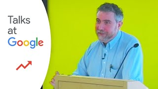 Authors@Google: Paul Krugman