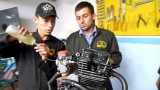 Practica de motores - Poliandino
