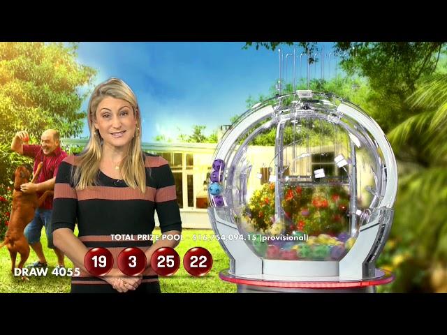 Saturday Lotto Results Draw 4055 | Saturday, 30 May 2020 | the Lott