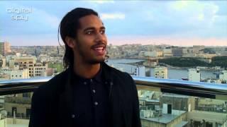 'Sinbad' star Elliot Knight talks on location in Malta