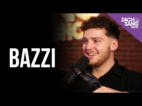 Bazzi Talks Cosmic, Kanye West & Taylor Swift