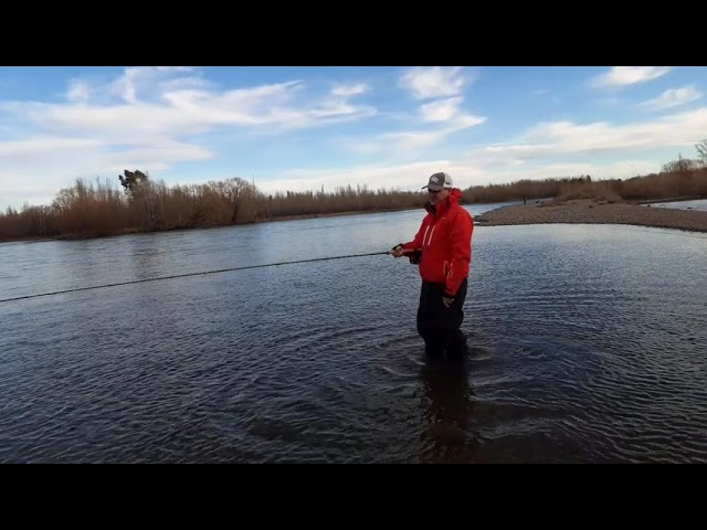 SNAP-T Spey Casting