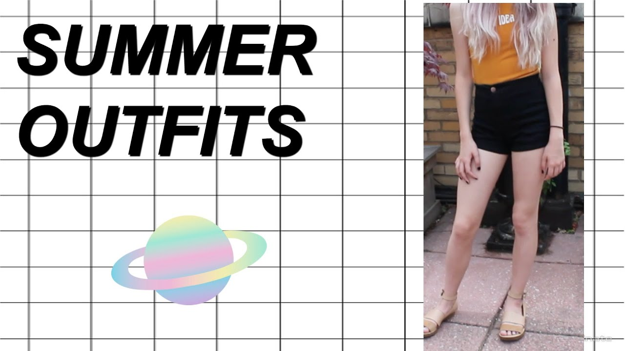 3fa7c88b589c summer outfits  grunge