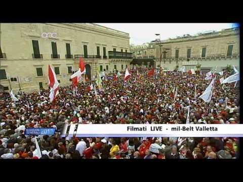Hatra tal Prim Ministru Il Gdid ta Malta Joseph Muscat