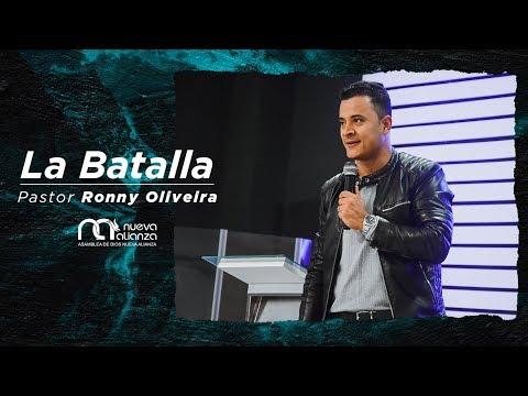 Pastor Ronny Oliveira - La Batalla
