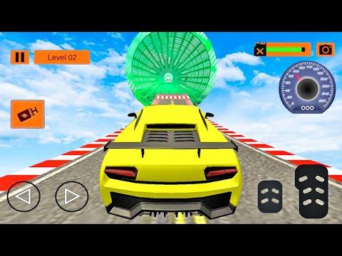 Juegos de Carros - Taxi Stunt Master - Juego de Autos Taxis