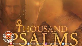 OJ Tha Great - Thousand Psalms [Audio Visualizer]