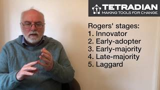 Enterprise architecture and legacy-systems - Episode 47, Tetradian on Architectures