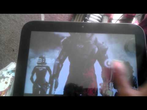 Lenovo ideapad k1 fix video