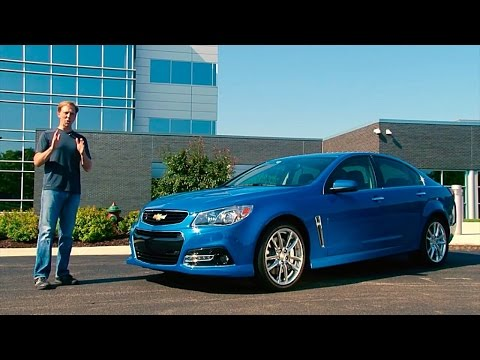 2015 Chevrolet SS 6-speed Manual - TestDriveNow.com Review by Auto Critic Steve Hammes