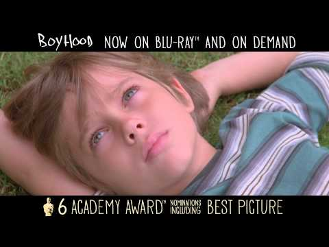 Boyhood - Nominated for 6 Oscars including Best Picture
