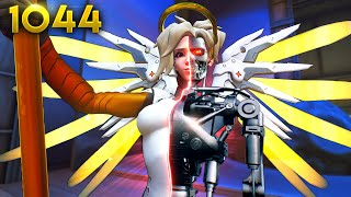 Artificial Intelligence IS GETTING REALLY SCARY | Overwatch Daily Moments Ep.1044