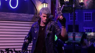 Devil May Cry 5 - TGS 2018 Showreel
