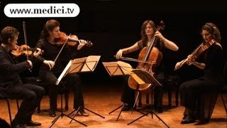 Tetzlaff Quartet - Beethoven - String quartet No. 15 in A minor - Movement III