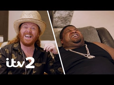 Big Narstie Gives His Opinion on Brexit and Politicians | Shopping with Keith Lemon