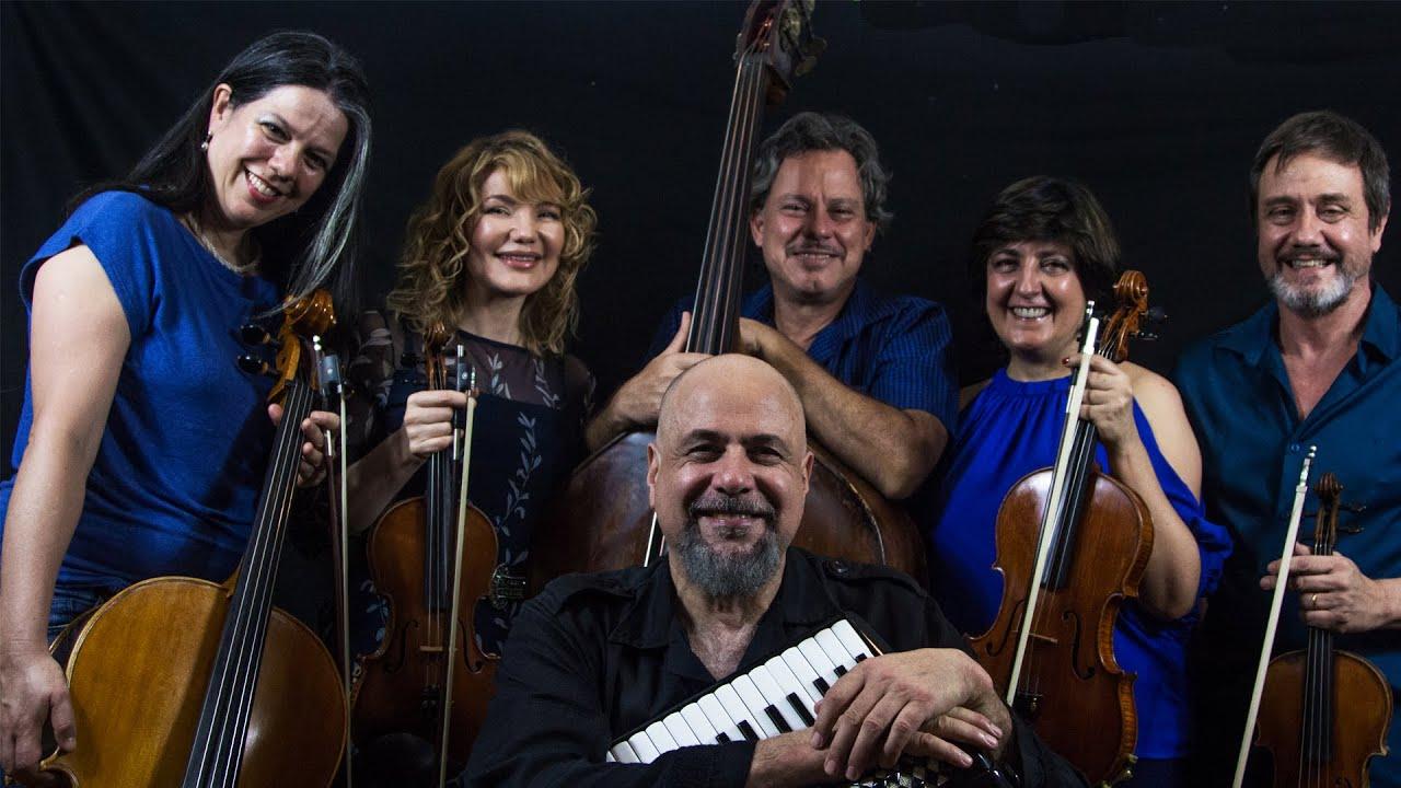 De Sol a Sol   Toninho Ferragutti & Quinteto de Cordas   EPK   Selo Sesc