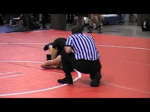 Juan Nunez (Central) vs Ron Flick (Benton Academy)