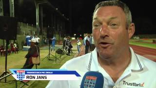 Samenvatting Ajax Cape Town - PEC Zwolle
