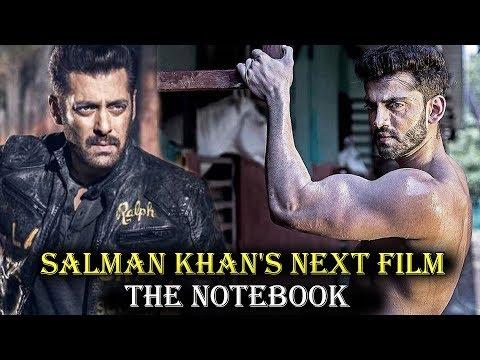 Salman Khan's Next Production The Notebook Featuring Debutant Zaheer Iqbal