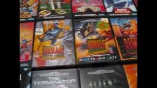 My Mega Drive Collection Part 1/6 (Part of DataMan Collection)