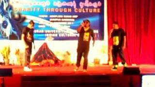 Deftman, Vish1 & SP present NALLA NERAM - Performed Live @ University Malaysia Pahang
