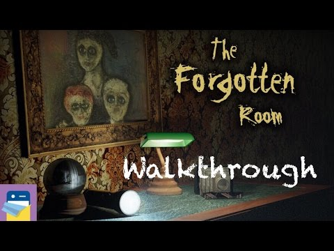 The Forgotten Room: Complete Walkthrough Guide & iOS iPad Air 2 Gameplay (by Glitch Games)