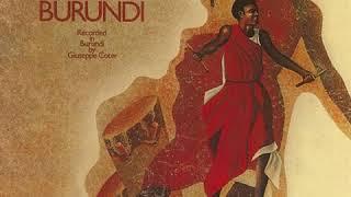 Burundi (Music From The Heart Of Africa) full album - Giuseppe Coter [1974]