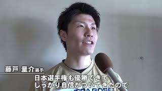 日本ハンドボールリーグ 豊田合成 vs 湧永製薬(2019年2月24日 稲沢ホーム大会)