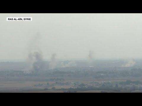 En Syrie, des combats sporadiques dans une ville du nord malgré la trêve