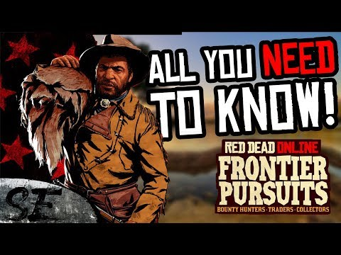 The Trader Guide | Best locations, money making tips and tricks | Red Dead Online Frontier Pursuits