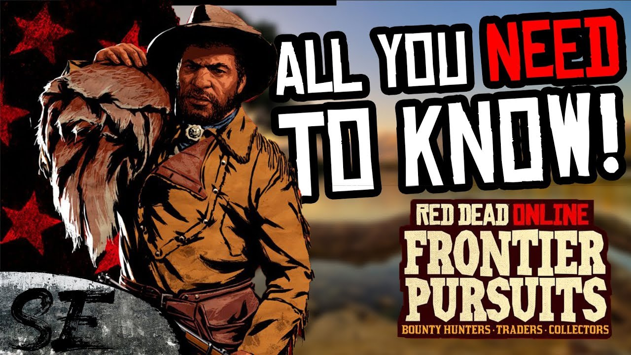 The Trader Guide Best Locations Money Making Tips And Tricks Red Dead Online Frontier Pursuits Youtube